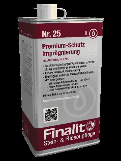 Finalit Nr. 25 Premium-Schutz Imprägnierung