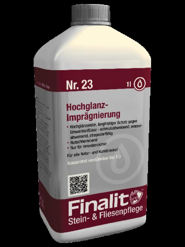 Finalit Nr. 23 Hochglanz-Imprägnierung (Wasserbasis)